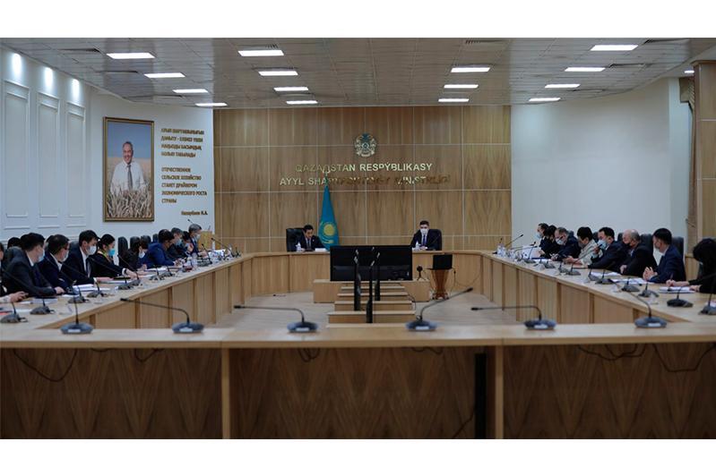 Противодействие коррупции в сфере сельского хозяйства обсудили в Нур-Султане