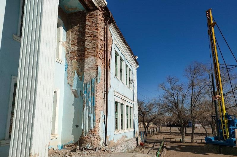Пустующее здание Дворца культуры восстановят в Балхаше