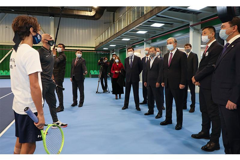 Опубликован видеообзор рабочей поездки Президента Казахстана в Карагандинскую область