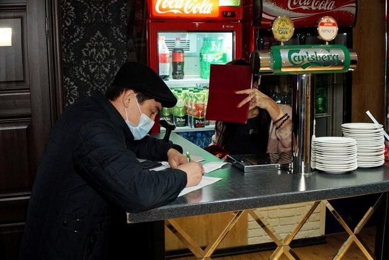 Штрафы более чем на 210 млн тенге наложили на нарушителей карантина в столице