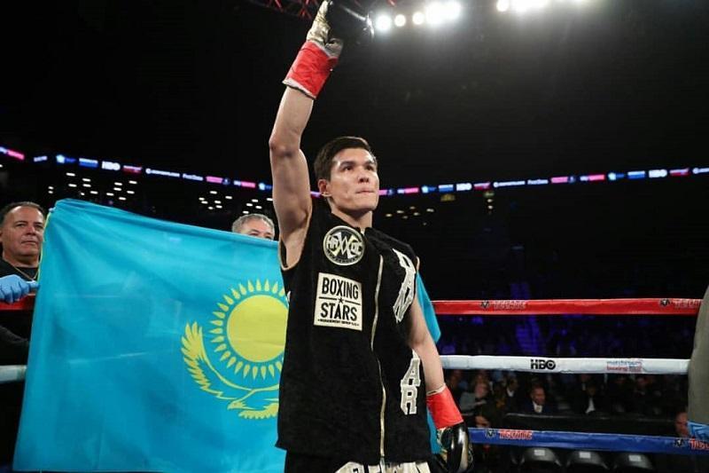 Данияр Елеусинов анонсировал свой бой за титул