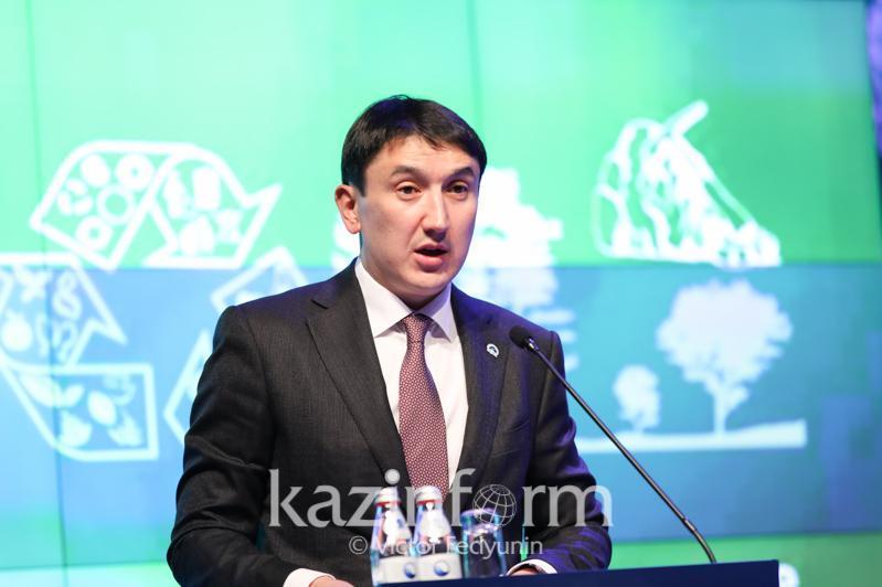 Магзум Мирзагалиев рассказал о мерах по улучшению экологической ситуации в Актюбинской и Атырауской областях