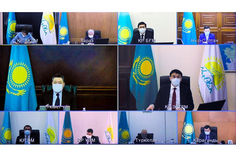 Ecological situation improvement – priority task of Government, Kazakh PM