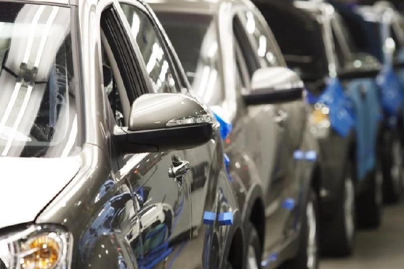 前9个月哈萨克斯坦企业共生产5万多辆汽车