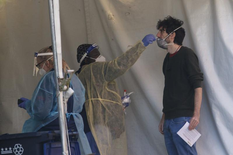 Roundup: U.S. adds 1 mln COVID-19 cases in 7 days