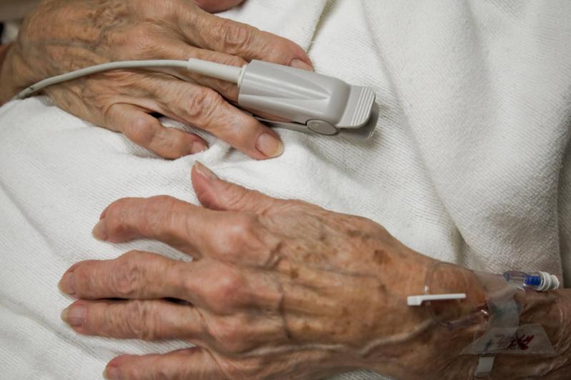 В СКО 23% инфицированных коронавирусом – пенсионеры