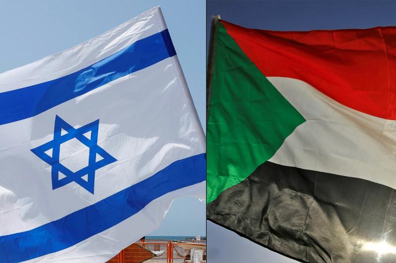 Израиль өзінің алғашқы делегациясын Суданға жіберді
