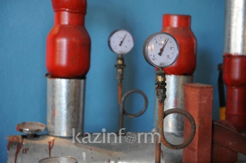 Около трех тысяч домов газифицируют на первом этапе в Карагандинской области