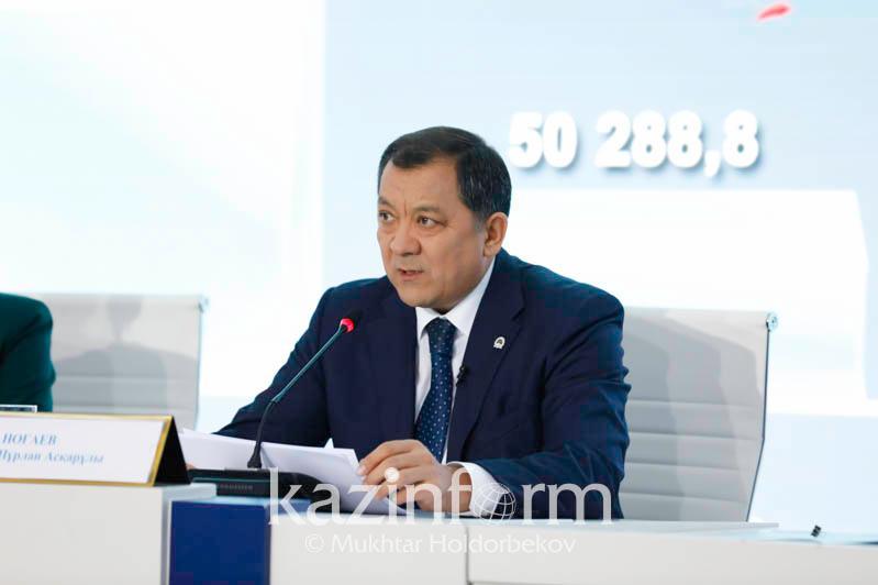 Нурлан Ногаев рассказал о планах по увеличению местного содержания в нефтегазовой сфере