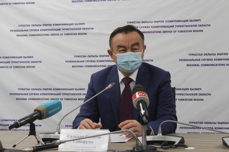 Более 254 млрд тенге составил объем валовой продукции Созакского района