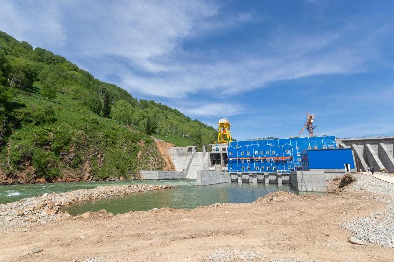 На Тургусунской ГЭС начали выплачивать задолженность по заработной плате