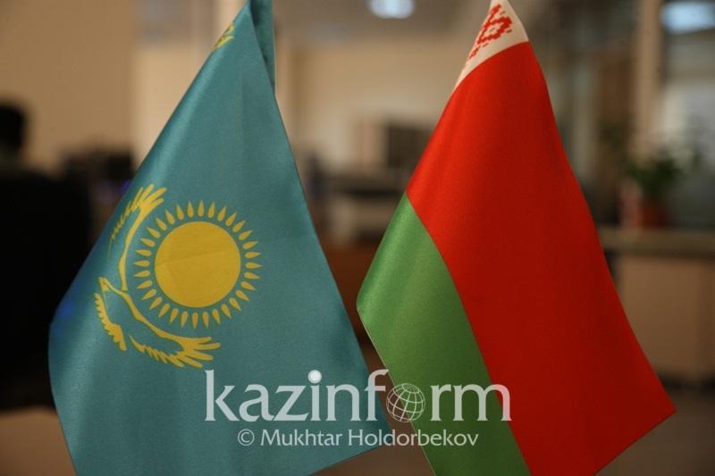 Қазақстан-Беларусь іскерлік кеңесінің отырысы өтті