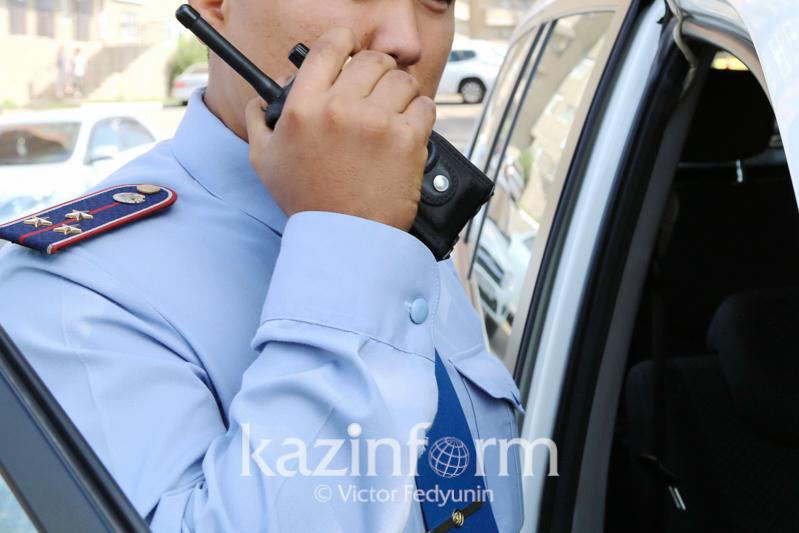 Женщину убили в машине в Алматинской области