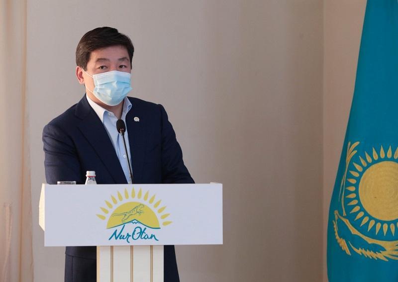 Nur Otan партиясыныңсайлауалды штаб жетекшісі тағайындалды