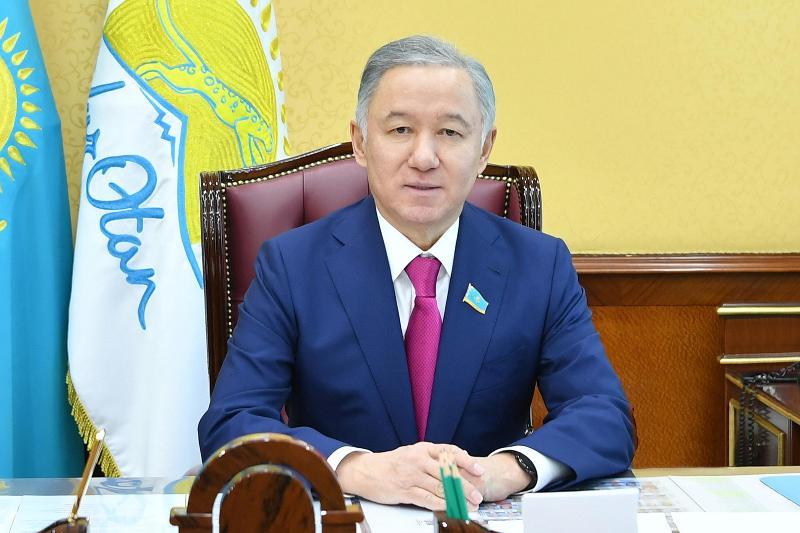 Нұрлан Нығматулин: «Nur Otan» партиясының жаңа бағдарламасы табысты реформалардың жалғасы