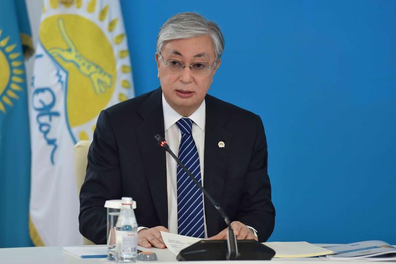 Казахстан обладает достаточным запасом прочности – Касым-Жомарт Токаев