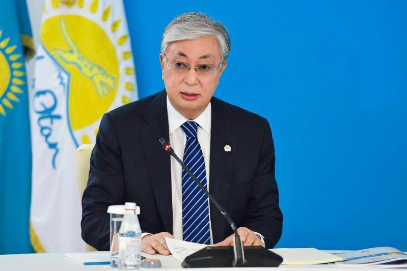 托卡耶夫总统:哈萨克斯坦会始终如一地实现战略发展目标