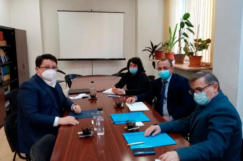 Казахстан и Румыния обсудили опыт в стратегическом планировании и прогнозировани