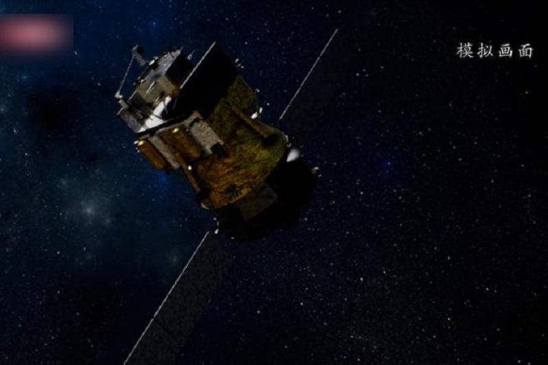 中国嫦娥五号探测器完成两次轨道修正