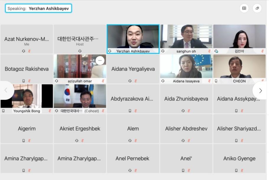 副外长出席朝鲜半岛安全问题在线研讨会