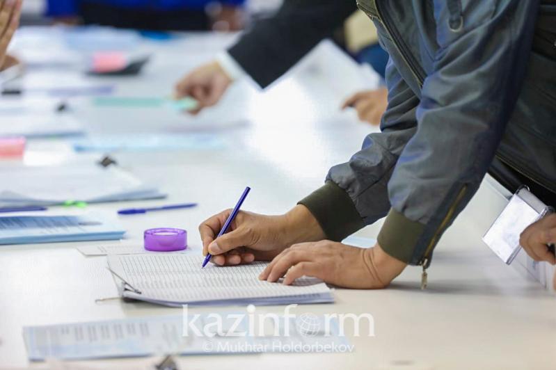 Выборы в Мажилис: 34 обращения рассмотрел ЦИК с начала избирательной кампании