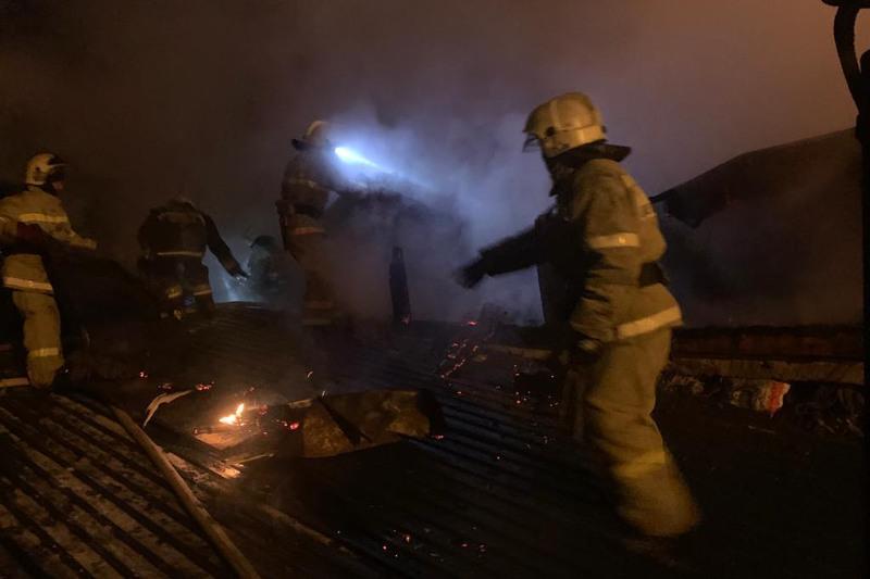 Основные причины пожаров назвали в ВКО