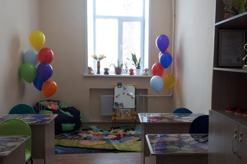 Развивающий центр для детей с особыми потребностями открыли в Караганде