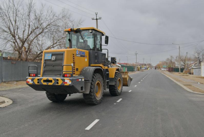 Около 1000 км дорог заасфальтировали и отремонтировали в этом году в Павлодарской области