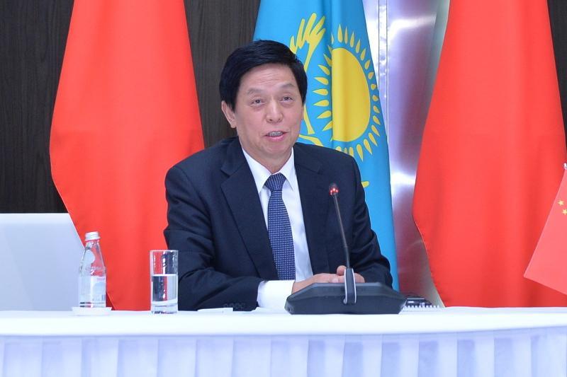 Қытай Парламентінің спикері: Нұрсұлтан Назарбаев-– халықаралық қоғамдастықтағы беделді саясаткер