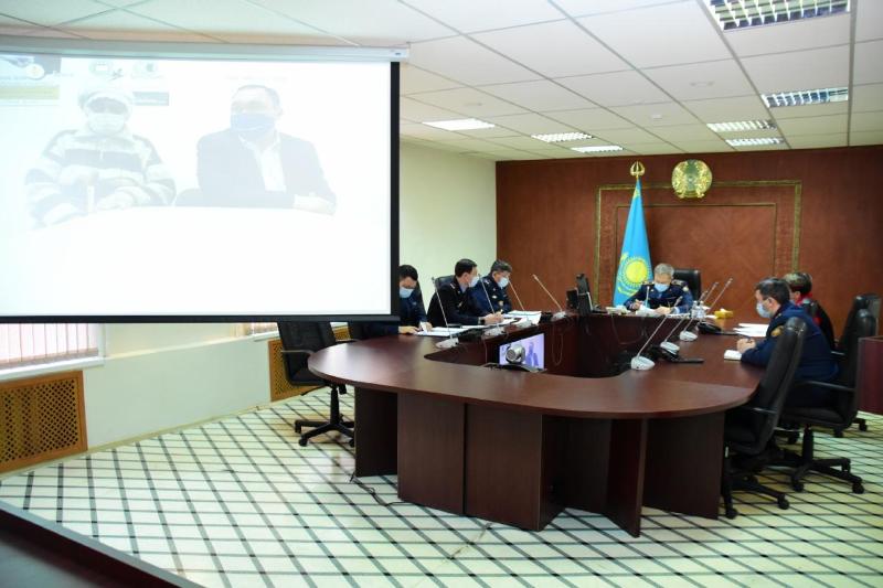Более 10 тысяч обращений поступило в ДП Карагандинской области с начала года