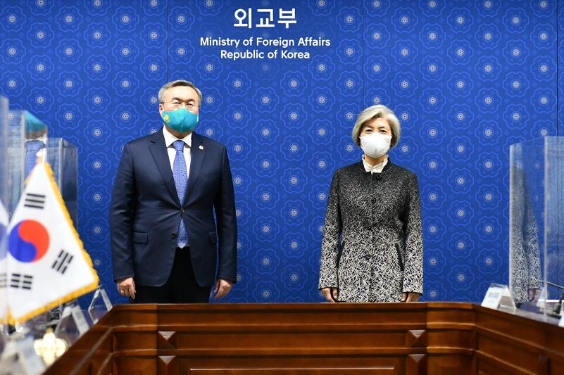 Kazakhstan, S Korea to promote strategic partnership