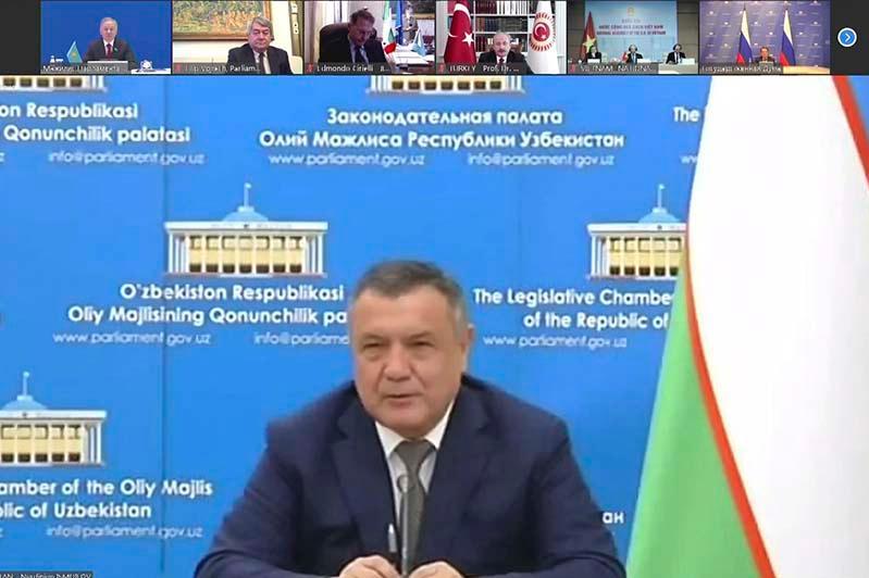Спикер Парламента Узбекистана: Нурсултан Назарбаев – выдающаяся личность