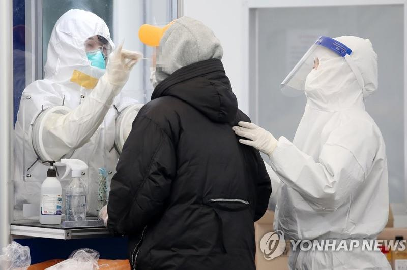 3rd wave of pandemic gets bigger as new virus cases soar to over 8-month high of 583 in S Korea
