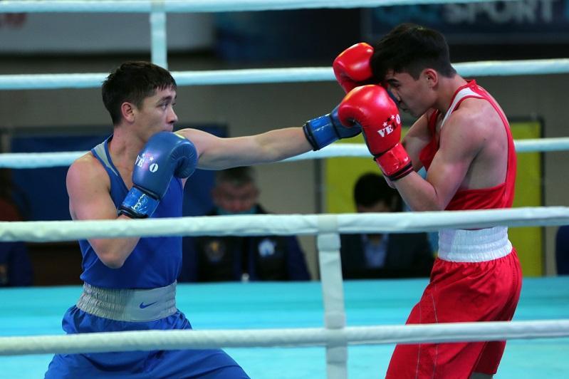 В Шымкенте подведены итоги четвертого дня чемпионата РК по боксу