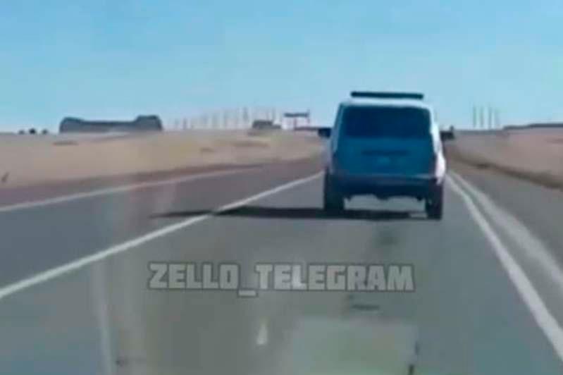 Ақтөбеде жол ережесін бұзған полицейге қатысты тексеру басталды