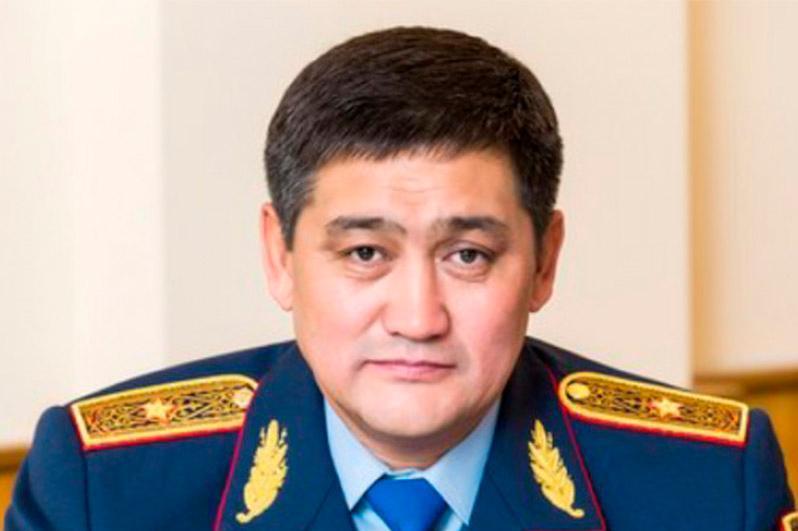 Более 100 жителей обратились к главному полицейскому Алматинской области