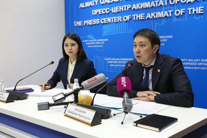 Almatyda negizgi kapıtalǵa salynǵan ınvestıtsııa kólemi 900 mlrd teńgege ósken - ákimdik