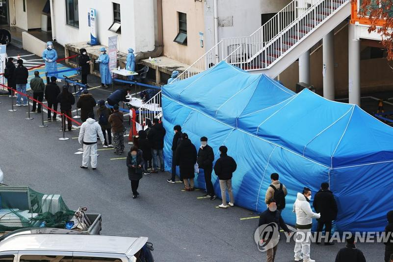 New virus cases over 500 for 2nd day as pandemic deepens on cluster infections in S Korea