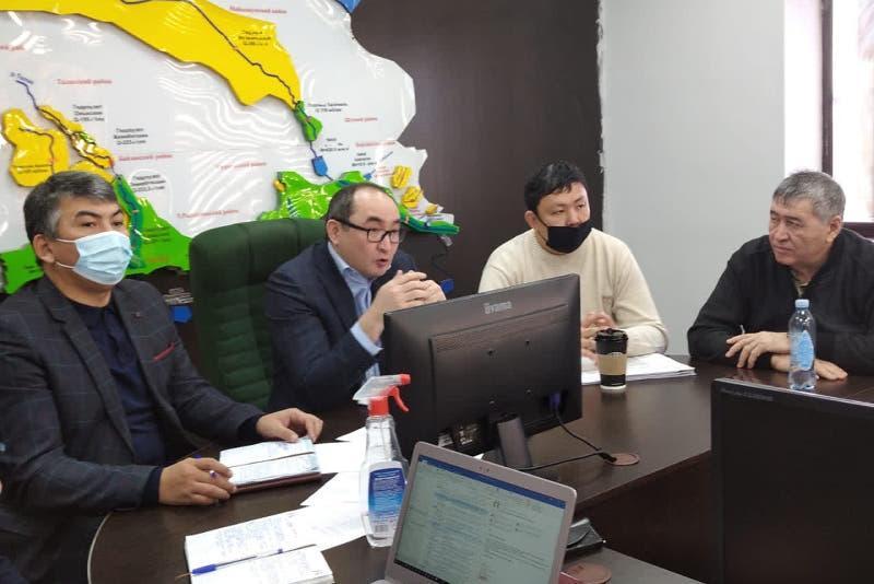Водохозяйственные объекты восстанавливают в Жамбылской области