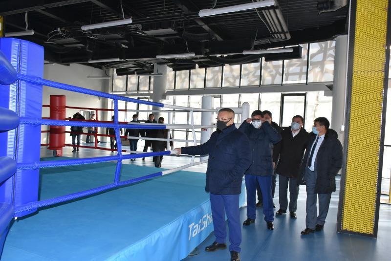 Түркістан облысында олимпиадалық емес спорт түрлері дами түспек