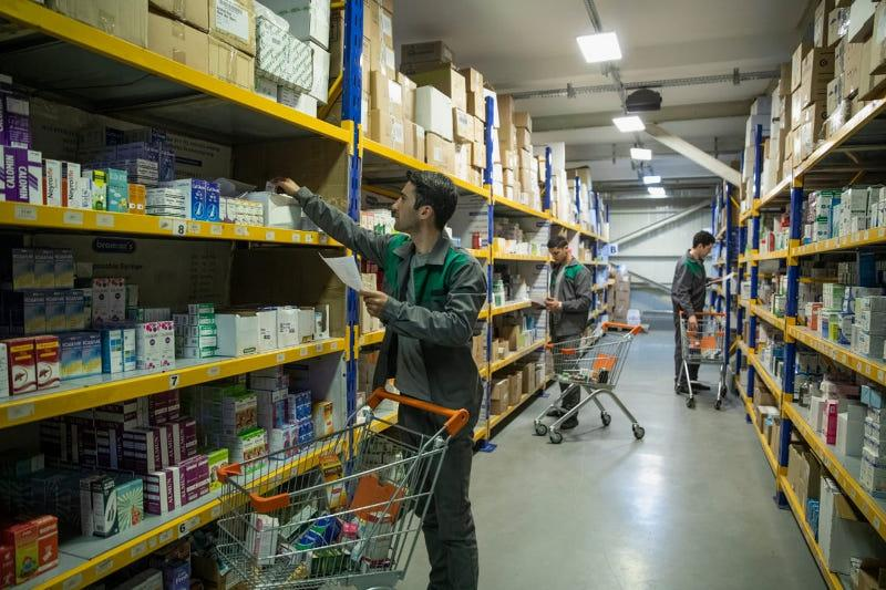 Резерв лекарств  на 422 млн тенге сформирован в ЗКО