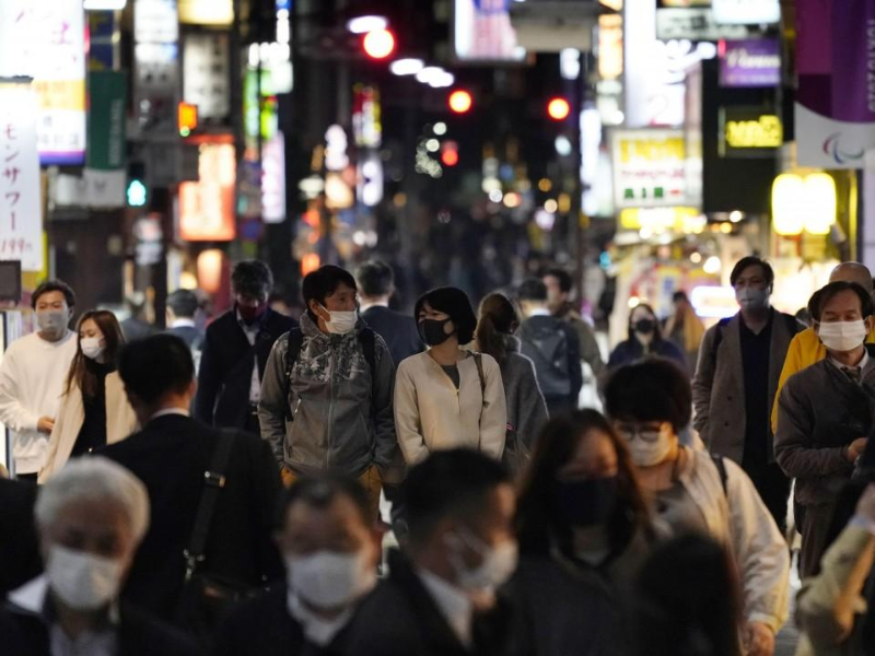 Tokyo's daily, monthly coronavirus infections rise to record levels