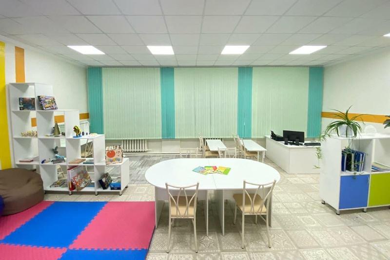 Новый кабинет поддержки инклюзивного образования открылся в Акмолинской области