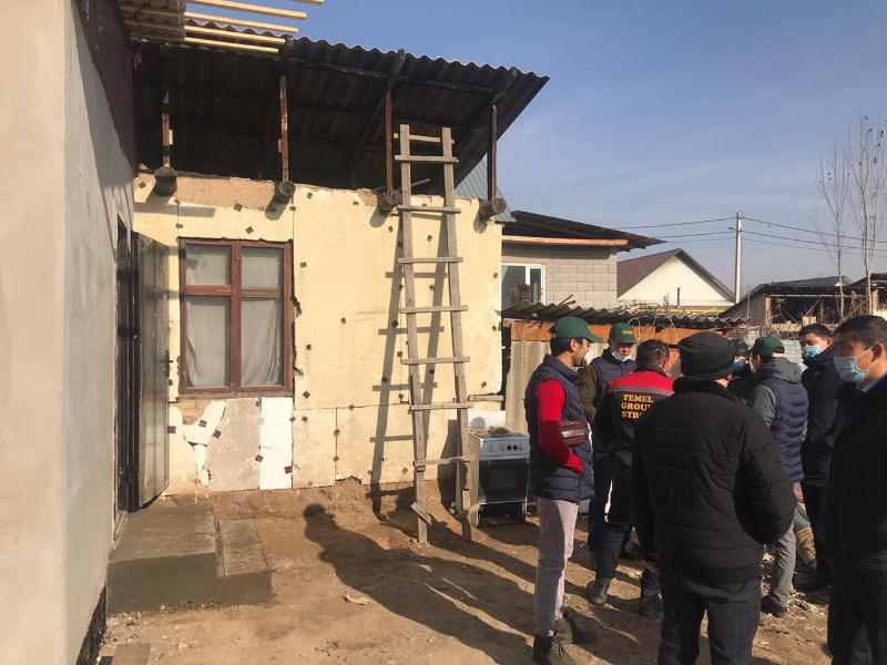 Программа по льготному кредитованию газификации жилых домов продолжается в Алматы