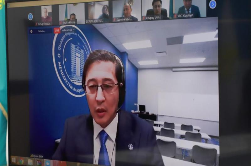 Посвященная Дню Первого Президента конференция прошла в Атырау