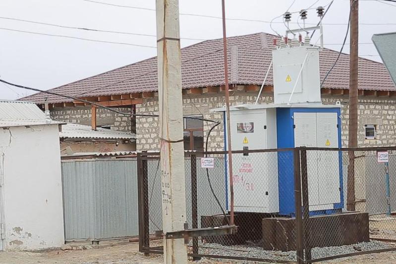 Новые трансформаторные подстанции устанавливают в Атырау и пригородных поселках