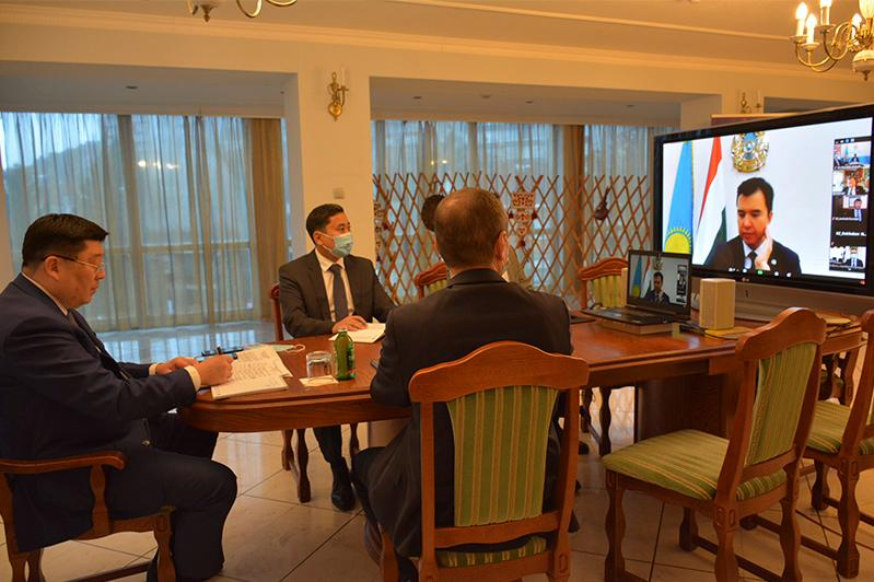 Meeting of Kazakh-Hungarian Intergovernmental Commission on economic coop held