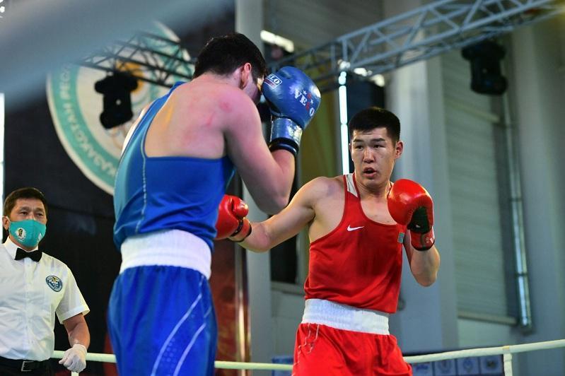 Определились победители и призеры чемпионата Казахстана по боксу