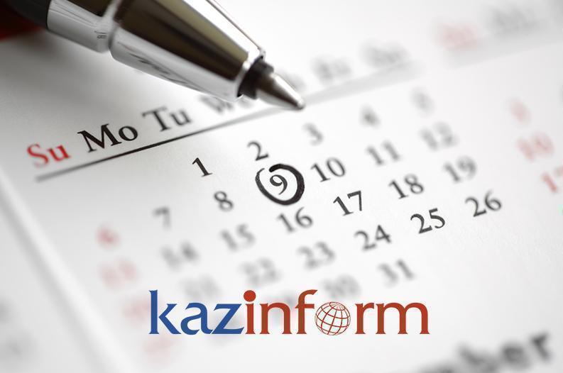 November 30. Kazinform's timeline of major events