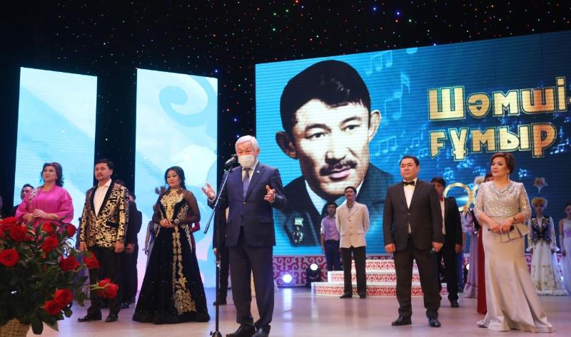 В Таразе планируют провести международный конкурс имени Шамши Калдаякова